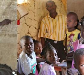Feeding Fred's Kids in Haiti