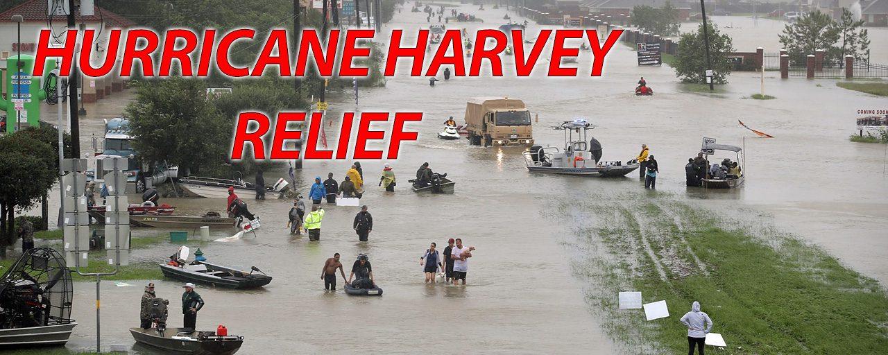 Hurricane Harvey Relief
